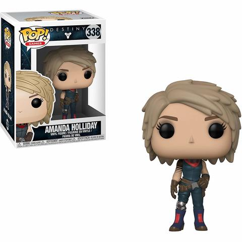 Фигурка Funko POP! Vinyl: Games: Destiny S2: Amanda Holliday 30107