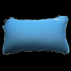 Подушка самонадувающаяся BTrace Elastic 50x30x8,5см (Синий)