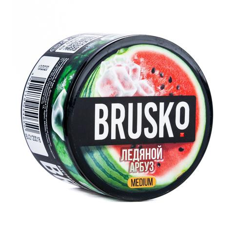 Кальянная смесь BRUSKO 50 г Ледяной Арбуз
