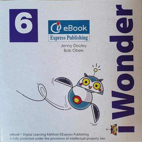 i Wonder 6 - iebook - интерактивный диск к учебнику