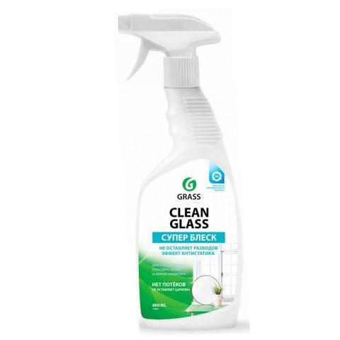 Очиститель GRASS Clean Glass д/стекол бытовой 600 мл РОССИЯ