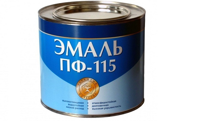 ПФ-115 синяя НОРМА (2,7кг)