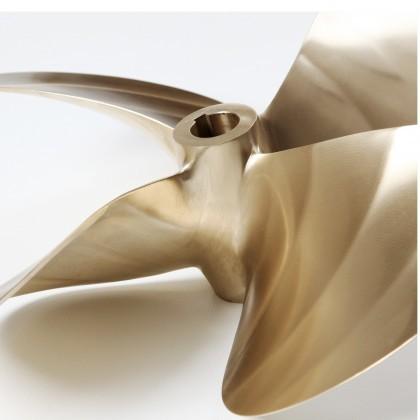 "Propeller pair CLEMENTS, 28"" x 37"", 2 un х 4 blade"