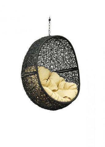 Подвесное кресло Lunar Black (без стойки)