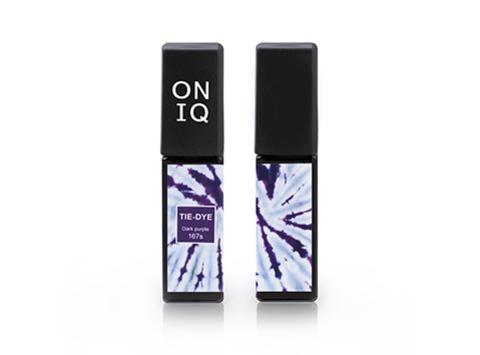 OGP-167s Гель-лак для покрытия ногтей. Tie-dye: Dark purple