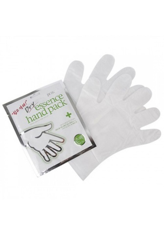 Petitfee Dry Essence Hand Pack маска для рук с сухой эссенцией