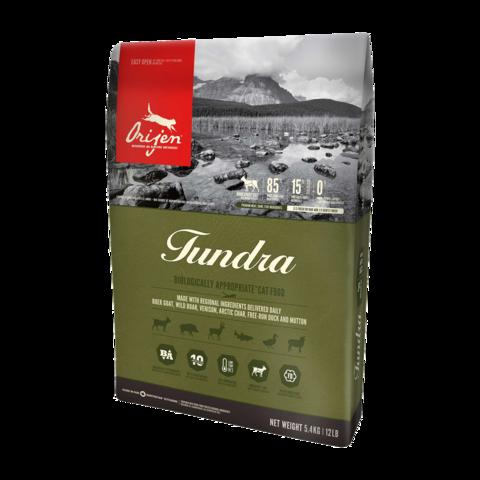 Orijen Tundra Сухой корм для кошек беззерновой