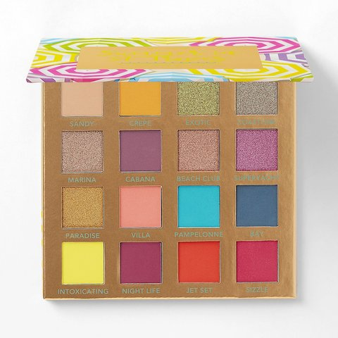 BH Cosmetics Summer in St. Tropez palette