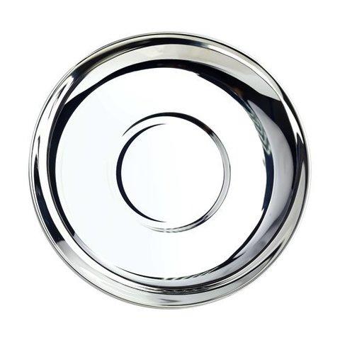 2301010030- Блюдце из серебра