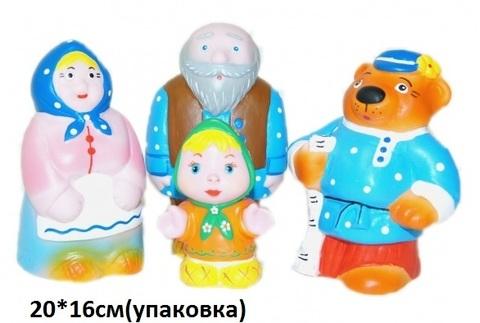 Н-р Машенька и медведь СИ-361 (Воронеж)