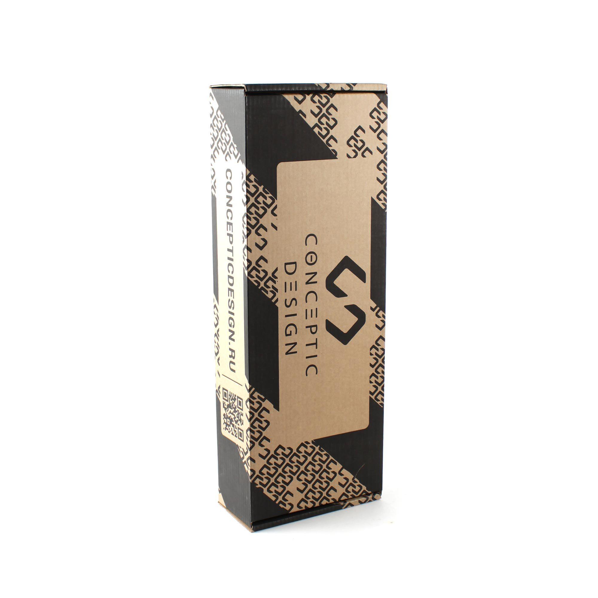 Фирменная коробка Conceptic Design (Carbon)