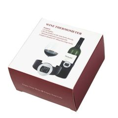 Упаковка электронного термометра для вина Sun Way   Easy-cup.ru