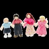 Le Toy Van. Куклы в наборе
