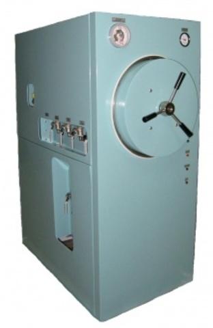 Стерилизатор паровой ГКа-100 ПЗ (полуавтомат) - фото