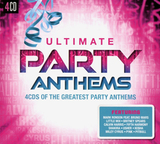 Сборник / Ultimate... Party Anthems (4CD)