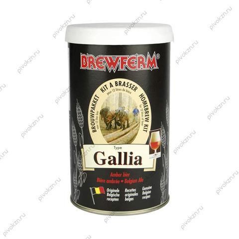 Солодовый экстракт Brewferm GALLIA 1,5 кг