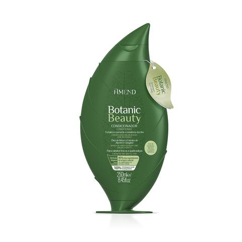 AMEND | Органический кондиционер для активного укрепления волос  с экстрактами Розмарина и Имбиря, (250 мл)