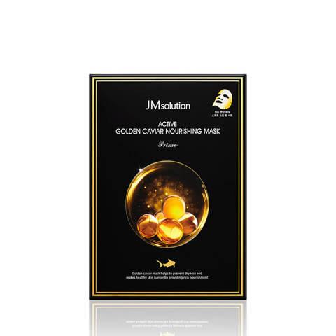 JMsolution Active Golden Caviar Nourishing Mask Prime 10ea