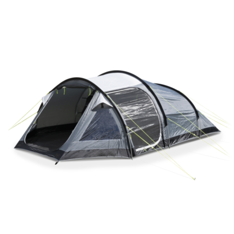 Кемпинговая каркасная палатка KAMPA Mersea 4