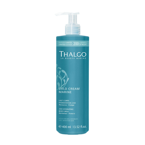 Thalgo 24Ч Увлажняющее молочко для тела 24H Hydrating Body Milk Limited Edition