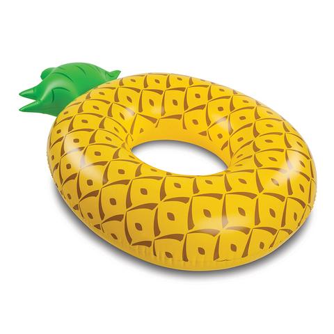 Круг надувной bigmouth, pineapple