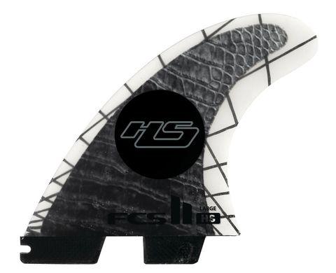 Плавники FCS II HS PC Carbon Large, компл. из трех, L