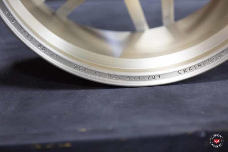 Vossen VPS 315 (Precision Series)