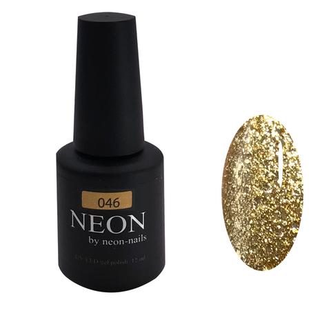 Гель-лак жидкая фольга золотой NEON