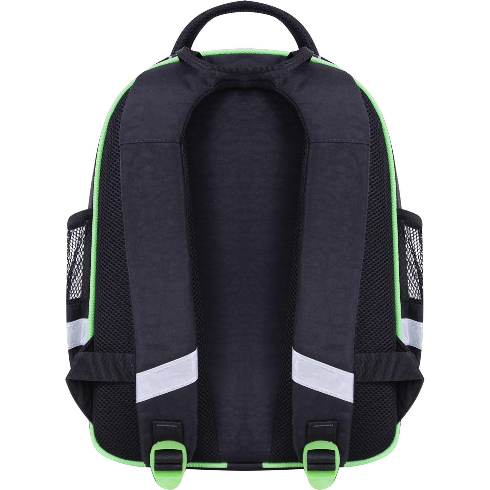 Рюкзак школьный Bagland Mouse черный 670 (00513702)