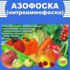 """""""Азофоска"""" (Нитроаммофоска) (1 кг)"""
