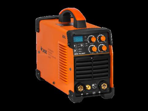 Аппарат для аргонодуговой сварки СВАРОГ REAL TIG 200 P (W224)
