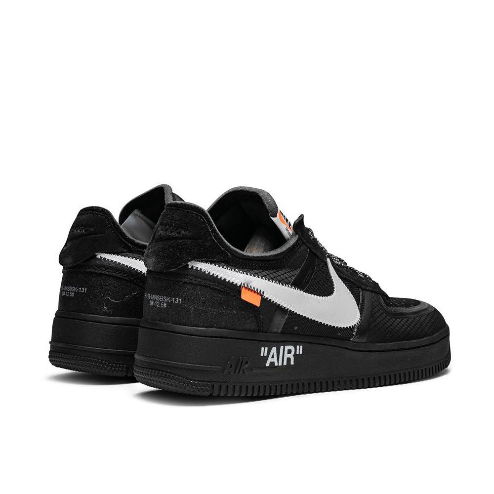 Nike Air Force 1 x Off-White Black