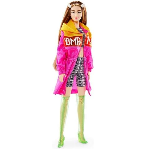 Барби BMR1959 2 волна Высокая кукла в Цветном Плаще