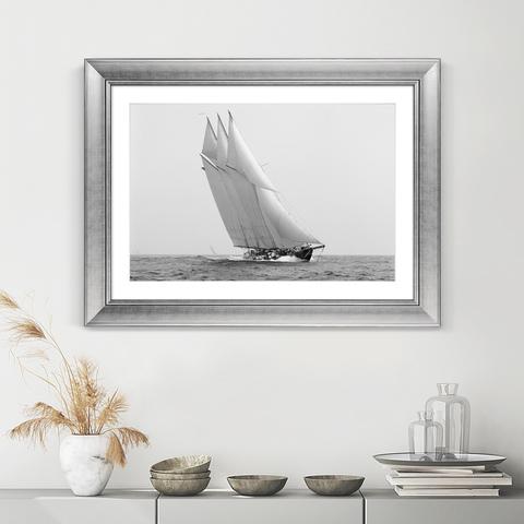 Неизвестен - Wilson Marshall's schooner Atlantic, 1904г.
