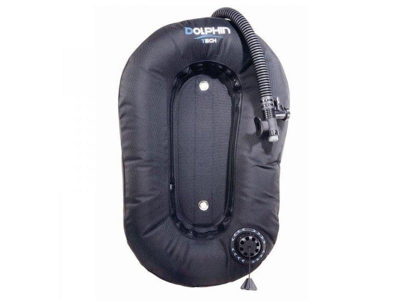 Крыло DolphinTech однабалонное dolfin с инфлятором 18,1 кг