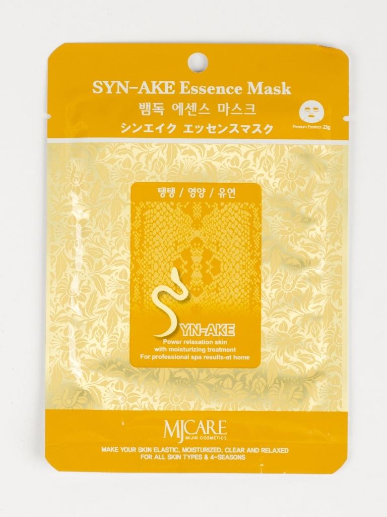 MIJIN Маска тканевая для лица змеиный яд Syn-Ake Essence Mask 23 гр i10720_1477575848_5.jpg