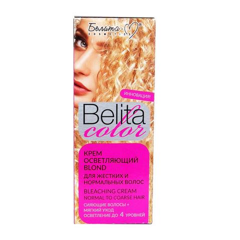 Крем осветляющий Blond для жестких и нормальных волос ( Belita Color )