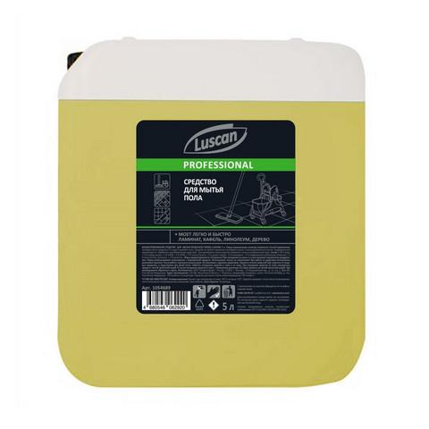 Средство для мытья пола LUSCAN 5л (канистра)