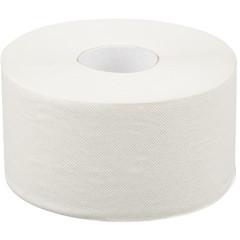 Бумага туалетная в рулонах Luscan Economy 1-слойная 12 рулонов по 200 метров (артикул производителя 1052058)