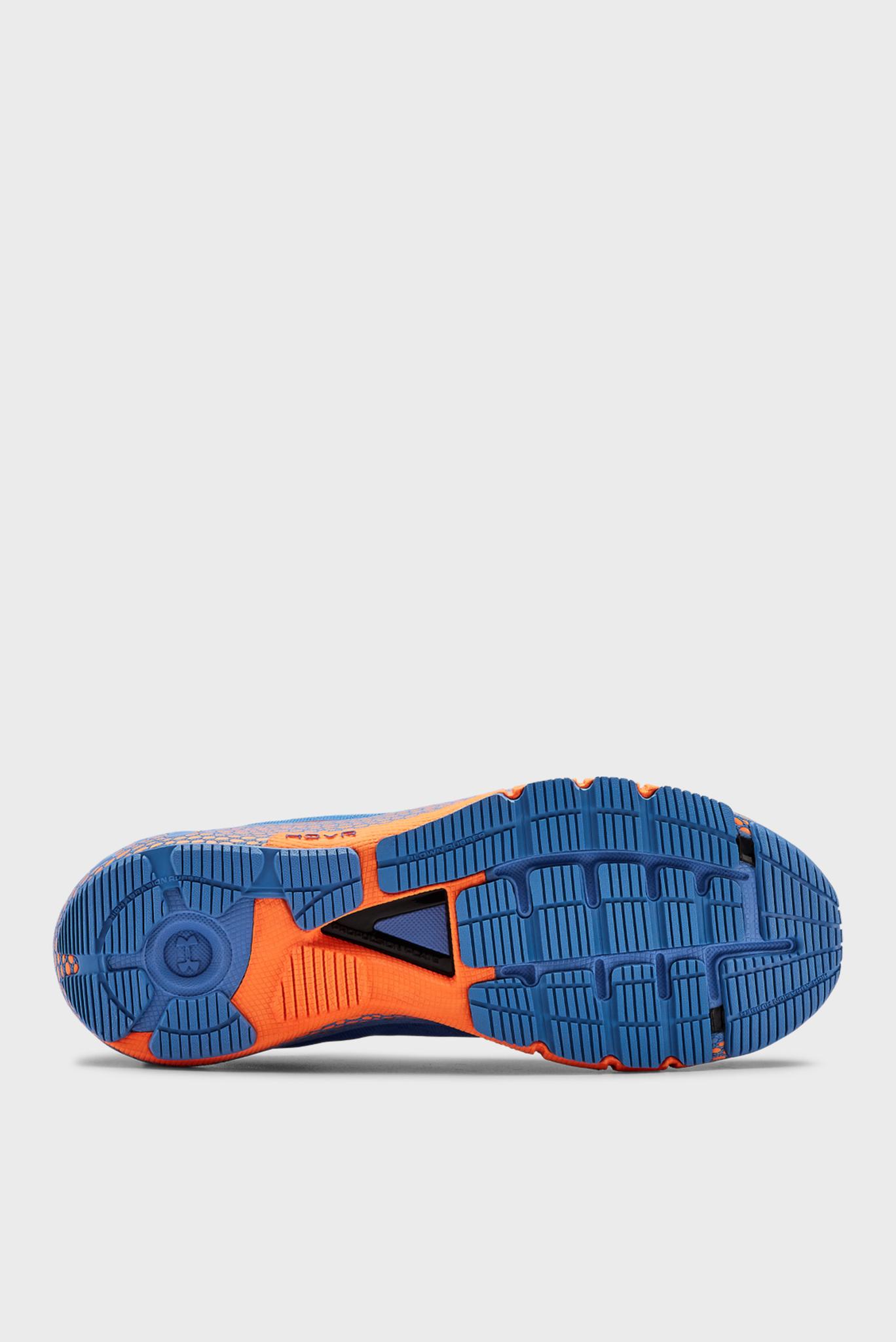 Мужские синие кроссовки UA HOVR Machina Under Armour