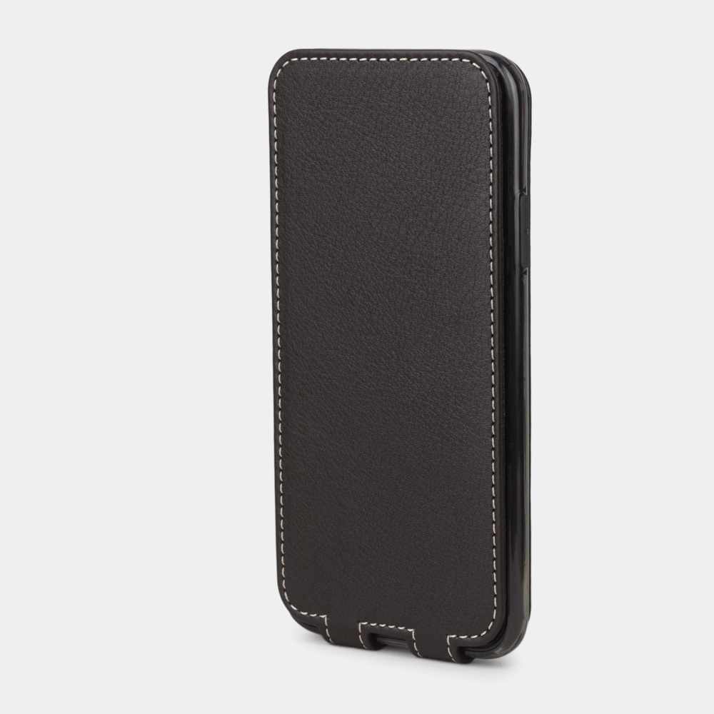 Case for iPhone X / XS - brown