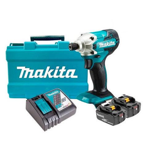 Аккумуляторный ударный винтовёрт Makita DTD156RFE