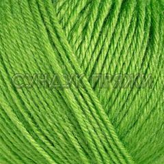 Gazzal Baby Wool XL 821 (зеленое яблоко)