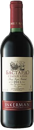 Вино Инкерман Бастардо Старый Крым