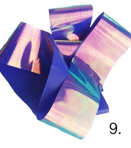Битое стекло для дизайна ногтей №9 купить за 100руб