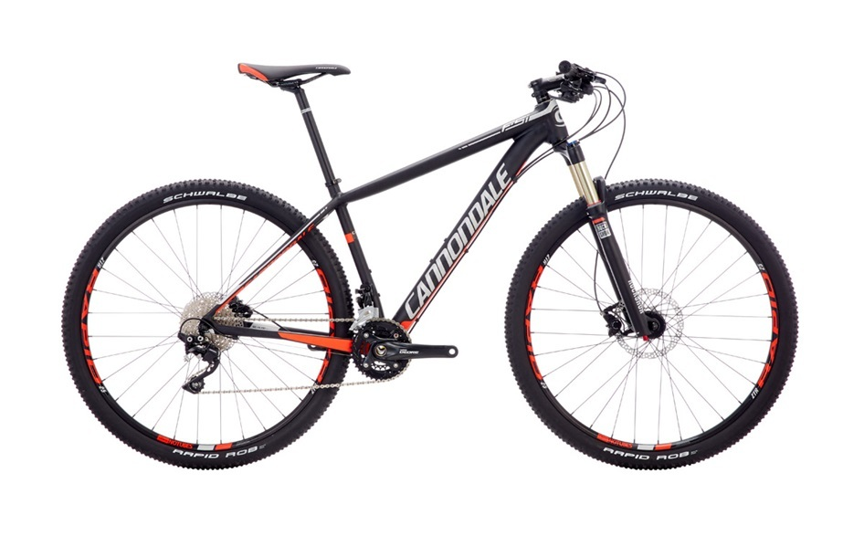 Cannondale F-Si 3 29 (2016)