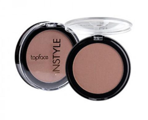 Topface Instyle Румяна компактные Blush On  №009 коричневый  - PT354