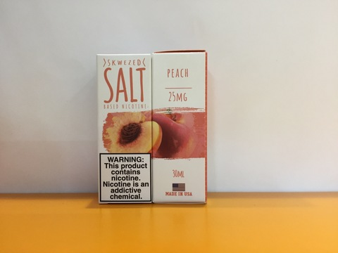 Grapefruit by Skwezed salt 30мл