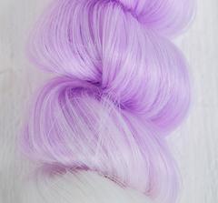 Волосы для кукол, трессы кудри 15 см*1 метр.