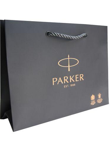Подарочный набор с гравировкой с ручкой Parker Jotter XL Monochrome SE20 Pink Gold PGT123